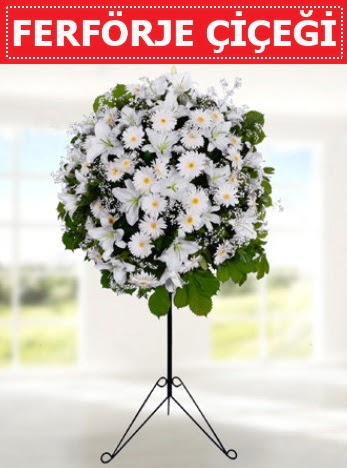 Ferförje aranjman çiçeği  Afyon ucuz çiçek gönder