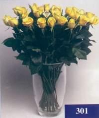 Afyon hediye sevgilime hediye çiçek  12 adet sari özel güller