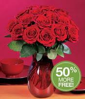 Afyon çiçek gönderme sitemiz güvenlidir  10 adet Vazoda Gül çiçek ideal seçim