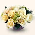 Afyon güvenli kaliteli hızlı çiçek  9 adet sari gül cam yada mika vazo da  Afyon İnternetten çiçek siparişi