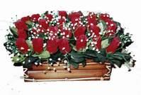 yapay gül çiçek sepeti   Afyon çiçek siparişi vermek