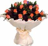 11 adet gonca gül buket   Afyon çiçek gönderme sitemiz güvenlidir