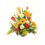 karisik renkli çiçekler tanzim   Afyon çiçek gönderme sitemiz güvenlidir