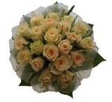 12 adet sari güllerden buket   Afyon uluslararası çiçek gönderme