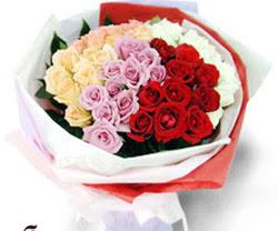 SEVENLERE ÖZEL 51 ADET GÜL  Afyon internetten çiçek satışı