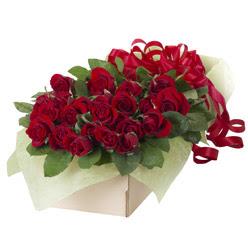19 adet kirmizi gül buketi  Afyon güvenli kaliteli hızlı çiçek