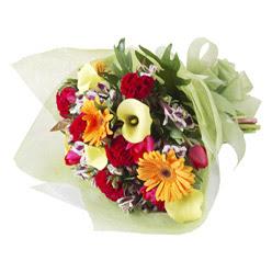 karisik mevsim buketi   Afyon online çiçekçi , çiçek siparişi