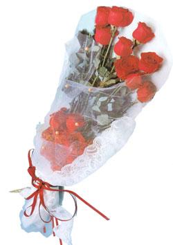11 adet kirmizi güller buket tanzimi   Afyon çiçek siparişi sitesi