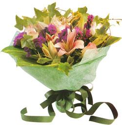 karisik mevsim buketi anneler günü ve sevilenlere  Afyon çiçekçi mağazası