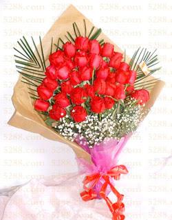 13 adet kirmizi gül buketi   Afyon çiçek yolla