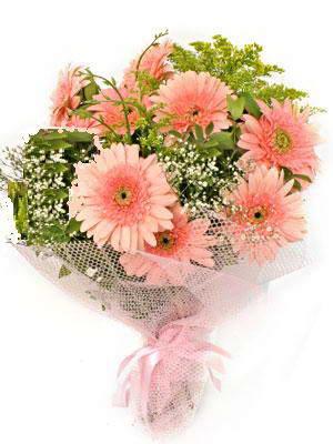 Afyon çiçek satışı  11 adet gerbera çiçegi buketi