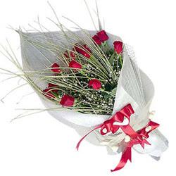Afyon yurtiçi ve yurtdışı çiçek siparişi  11 adet kirmizi gül buket- Her gönderim için ideal