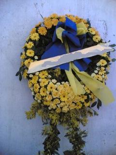 Cenaze çiçek , cenaze çiçegi , çelengi  Afyon cicek , cicekci