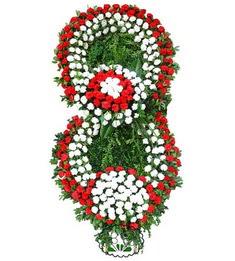 Görsel Cenaze çiçek , cenaze çiçek , çelengi  Afyon uluslararası çiçek gönderme