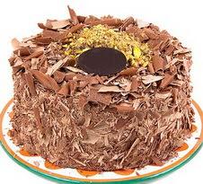 çikolatali 4 ile 6 kisilik yas pasta  Afyon çiçek servisi , çiçekçi adresleri