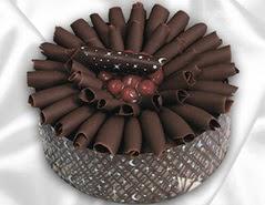 online pasta satisi 4 ile 6 kisilik çikolatali meyvali yaspasta  Afyon cicekciler , cicek siparisi
