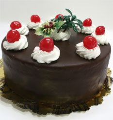 4 ile 6 kisilik yas pasta çikolatali taze pastaci  Afyon anneler günü çiçek yolla