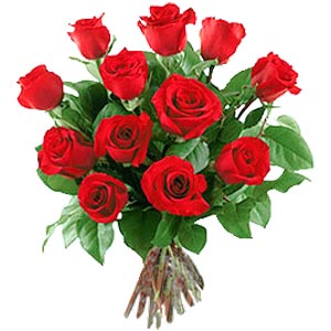 11 adet bakara kirmizi gül buketi  Afyon güvenli kaliteli hızlı çiçek