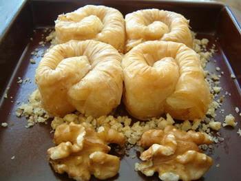 tatli siparisi Essiz lezzette 1 kilo bülbül yuvasi  Afyon cicekciler , cicek siparisi