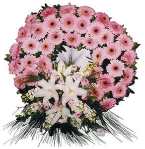 Cenaze çelengi cenaze çiçekleri  Afyon çiçek siparişi vermek