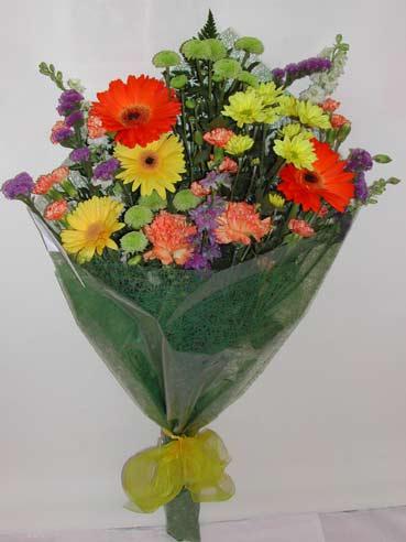 karisik kir çiçek buketi çiçek gönderimi  Afyon cicekciler , cicek siparisi