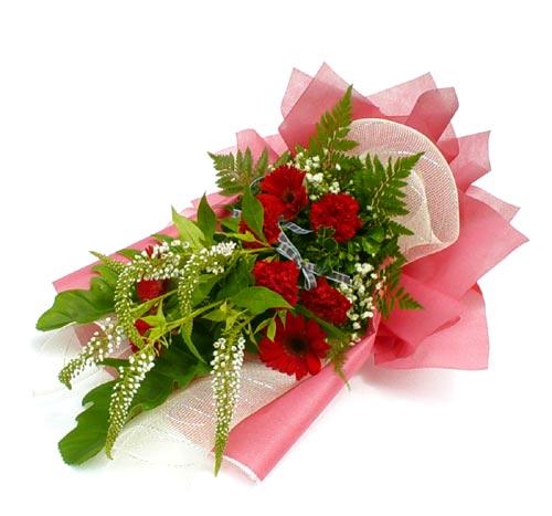 Karisik çiçek buketi mevsim buket  Afyon çiçek siparişi sitesi
