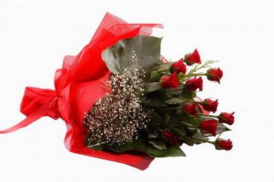 Afyon çiçek siparişi sitesi  11 adet kirmizi gül buketi çiçekçi