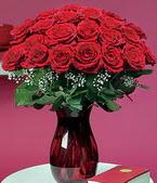 Afyon çiçek online çiçek siparişi  11 adet Vazoda Gül sevenler için ideal seçim
