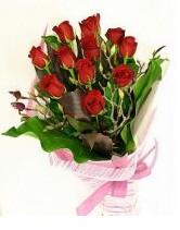 11 adet essiz kalitede kirmizi gül  Afyon anneler günü çiçek yolla