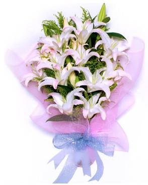 5 dal kazablankadan muhteşem buket  Afyon hediye çiçek yolla