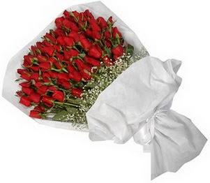 Afyon İnternetten çiçek siparişi  51 adet kırmızı gül buket çiçeği