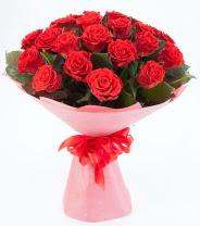 12 adet kırmızı gül buketi  Afyon çiçek siparişi sitesi