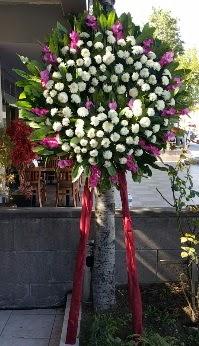 Afyon internetten çiçek siparişi  Cenaze Çelengi  Afyon çiçek siparişi sitesi