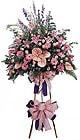 Afyon güvenli kaliteli hızlı çiçek   Ferforje Pembe kazablanka