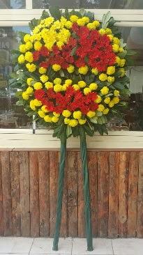 Cenaze çelengi çiçek modeli  Afyon çiçek mağazası , çiçekçi adresleri