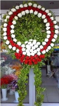 Cenaze çelenk çiçeği modeli  Afyon anneler günü çiçek yolla