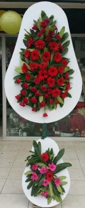 Çift katlı düğün nikah açılış çiçek modeli  Afyon internetten çiçek siparişi