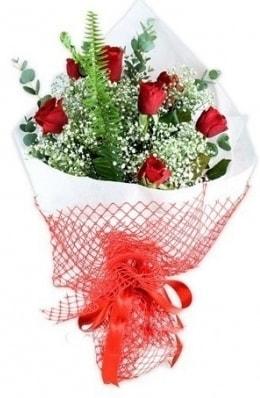 7 adet gülden kız arkadaşıma çiçek  Afyon çiçekçi telefonları