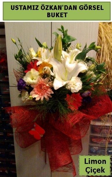 Karışık görsel mevsim çiçeği  Afyon ucuz çiçek gönder