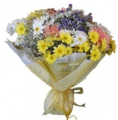 Karışık mevsim çiçeği  Afyon çiçek satışı