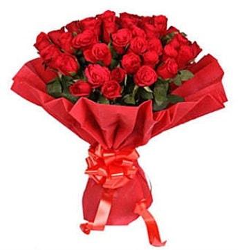 41 adet gülden görsel buket  Afyon çiçek satışı