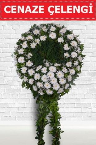 Cenaze Çelengi cenaze çiçeği  Afyon çiçek yolla
