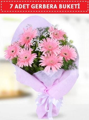 Pembe Gerbera Buketi  Afyon çiçek , çiçekçi , çiçekçilik
