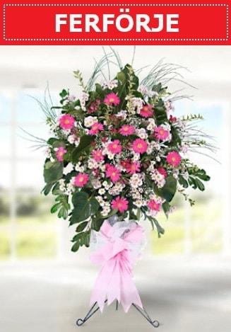 Ferförje düğün nikah açılış çiçeği  Afyon çiçek yolla